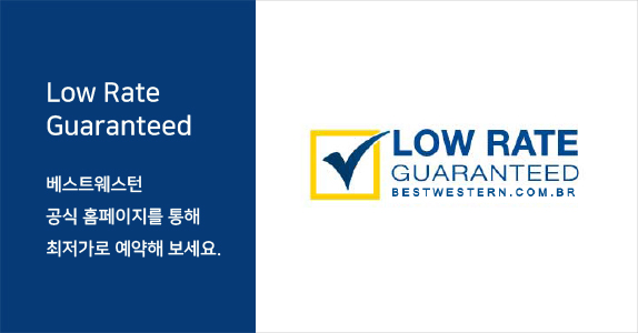 Bestwestern low rate guaranteed